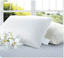 Pure Latex Healthy Pillow With Comfort Soft Cover Anti-bacteria Dust mite FREE