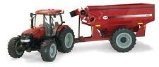 1/16th BIG FARM Case IH Puma 180 with J&M Grain Cart