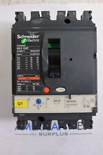 Square D Schneider Electric Nsx100F 3P 600V 70-100 Amp Circuit Breaker - Tested