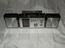 Hitachi KS-1700H Rare Stereo Radio Early Boombox Retro Collectable Vintage 1960s