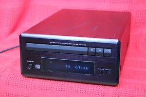 Yamaha CDX-E410 Pianocraft  CD-Player  ****   mit neuem Laser