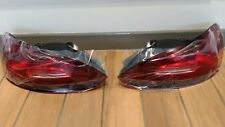 Genuine VW Scirocco Rear Lights Tail lights R-Line Tinted Darkened Version NEW