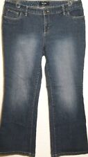 c5e536e9821 Daisy Fuentes Woman s Stretch Denim Distressed Blue Jeans - Size  22W (38 X  30