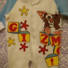 VTG 1984 Gremlins Gizmo Snugabye Baby Sleeper Licenced Warner Bros Inc Canada