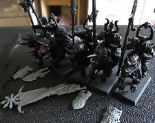 Warhammer Fantasy Battles Chaos Knights regiment