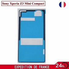 Pour Sony Xperia Z3 mini Compact D5803 Vitre Arrière Autocollant Dos Adhésif