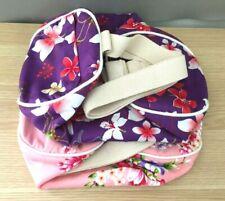 Beautiful Floral Soft Durable Small Duffle/Travel Bag/Crossbody Bag