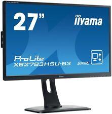 "iiyama ProLite XB2783HSU-B3  EEK B 68.6 cm (27"") 1920 x 1080 Full HD LED"
