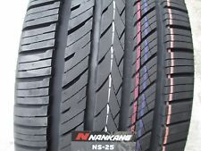 2 New 225/45R18 Inch Nankang NS-25 All-Season UHP Tires 45 18 R18 2254518 45R