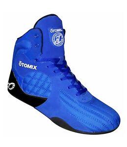 Otomix Royal Blue Stingray Lifting Shoe UK delivery