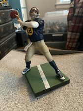 McFarlane Toys NFL Series 27 AARON RODGERS 2011 RETRO JERSEY FIGURE GB PACKERS
