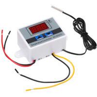 Temperaturregler 230V Digitaler Thermostat XH-W3001 mit Probe Steuerung Schalter