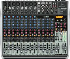 Behringer QX2222USB XENYX Small Format Mixer Zb756
