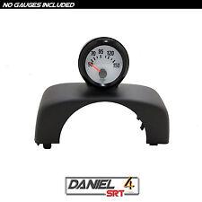 04 08  Mazda Rx8 - Single Gauge Pod 52mm (OEM) Steering Wheel Column Cover
