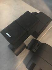 3x BOSE Jewel Cube Doppelcube LifeStyle 20 25 50 Lautsprecher mit Wandhalterung