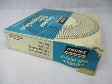 Gnome Photographic Circular Slide Magazine 122 Slide Capacity Rotary Magazine