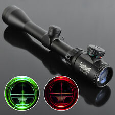 3-9x40 Riflescopes Tactical Air Rifle Optic Spotting Scope For Hunting Camping X