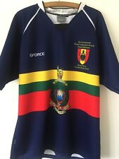 7b1efa4ac Royal Marines Rugby Shirt.Drury 5 On The Back.size 46 Excellent Condition