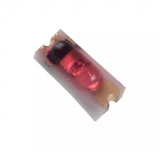 10 PCs LED RED 635NM 7.2mcd 2SMD 2.1V Transparent SMD SMT