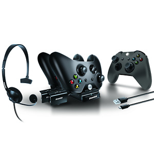 8 in 1 player kit black for dreamGEAR XBOX ONE
