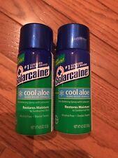 2 Pack Solarcaine Cool Aloe Burn Relief Formula Spray w/Lidocaine 4.5 oz 6/2019