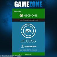 EA Access 1 Month Subscription - Xbox One - Key Origin Membership Xbox Live