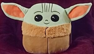 "SQUISHMALLOW The Child Baby Yoda 10"" NWT Star Wars The Mandalorian FREE SHIPPING"