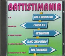 """MASTERSOUND - RARO CD FUORI CATALOGO 1994 """" BATTISTIMANIA """" LUCIO BATTISTI"""