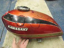 Kawasaki KZ400 KZ 400 Gas Tank Fuel Tank Petrol Tank