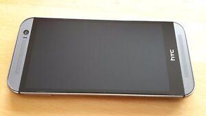 HTC One M8 32GB > in 3 Farben / simlockfrei / neuwertig / mit Folie