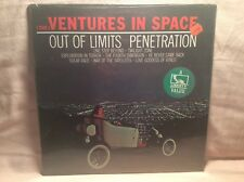 THE VENTURES LP Ventures In Space SEALED no cuts LIBERTY barcode
