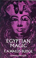 EGYPTIAN MAGIC., Budge, E. A. Wallis., Used; Good Book