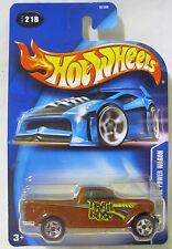 Hot Wheels DODGE POWER WAGON 218 2003 Diecast Pickup Truck