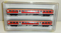 "Minitrix / Trix N 11140-2 Personenwagen-Set ""Regionalexpress"" der DB AG - NEU"