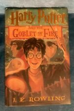 Harry Potter and the Goblet of Fire by J. K. Rowling (2000, Hardcover)