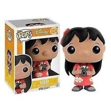 Funko - Disney Lilo & Stitch Lilo Pop! Vinyl Figure #124 Vinyl Action Figure New