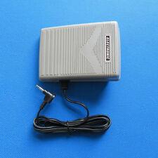 Foot Control Pedal 1 pin fits PFAFF 7560 7562 7570 1473 1475CD 4862 4870 4872