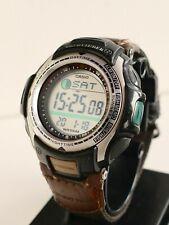 Casio Pathfinder PAS-400B 2632 Fishing Fishermans FishTimer Watch. RARE !