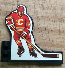 Vintage Coleco Table Hockey Player- Calgary Flames