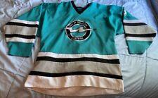 Teal Town of Tonawanda Lightning Hockey Jersey - Adult Large - #35