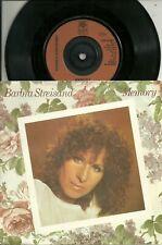 """Barbra Streisand - Memory (1982)  UK 7"""""""