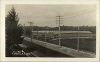 Taftville CT Mill Number 4 c1910 Real Photo Postcard