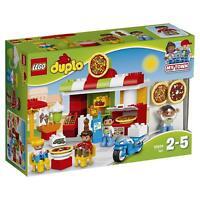 Lego Duplo My Town 10834  La Pizzeria Forno a legno anni 2-5 New