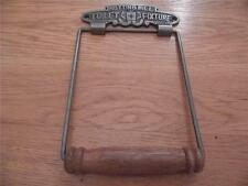 VINTAGE ANTIQUE STYLE TOILET ROLL HOLDER *NOTTING HILL TOILET FIXTURE* DESIGN