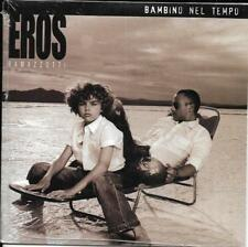 CD CARTONNE CARDSLEEVE 2T EROS RAMAZZOTTI BAMBINO NEL TEMPO 2006 NEUF SCELLE