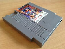 Chip'n Dale: Rescue Rangers (NES/cartridge/ver. EUR(FRA))