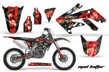 Honda CRF250R Graphic Kit AMR Racing Bike Decal Sticker 250R Part 04-09 MHR