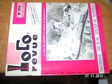 Loco Revue n°279 Detection occupation voie 231.C Faire 030.TB Diplodocus