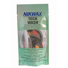 NIKWAX Tech Wash POUCH The No1 Cleaner for wet weather clothing + equipment