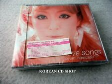 Hamasaki Ayumi - Love Songs (CD+DVD)  *SEALED*